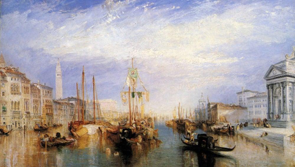 Joseph Turner en El Prado