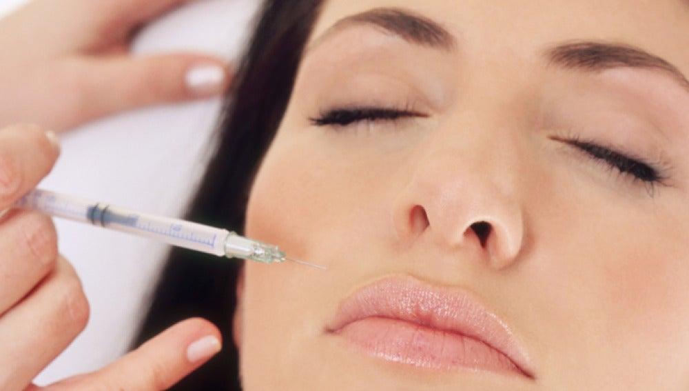 Tratamiento con Botox