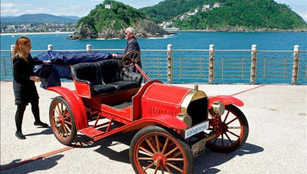 El coche del Titanic