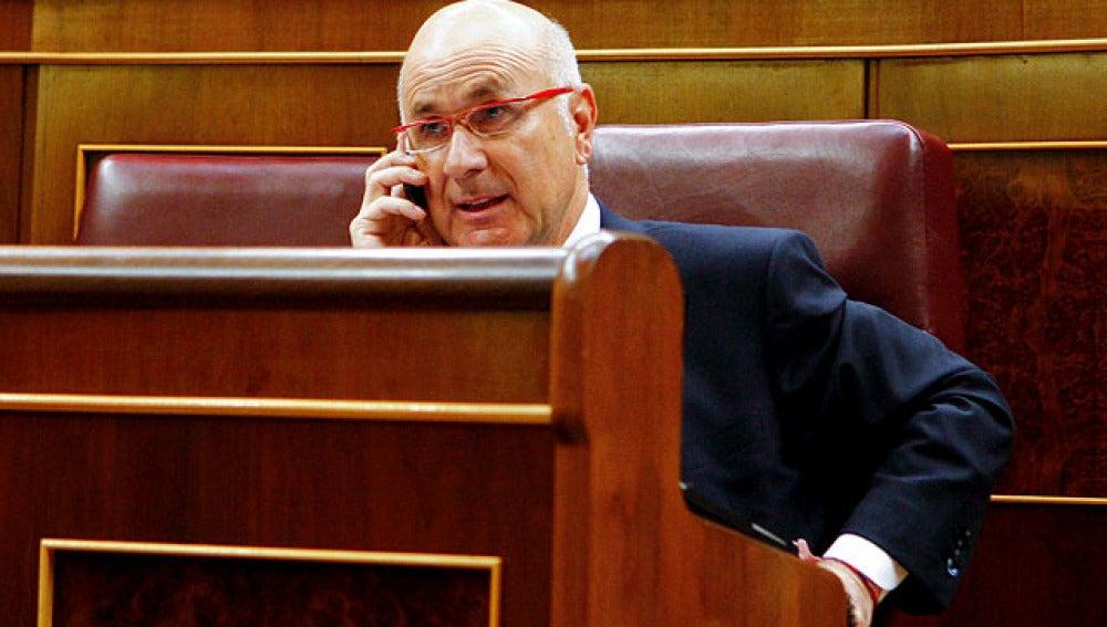 Durán i Lleida en el Congreso