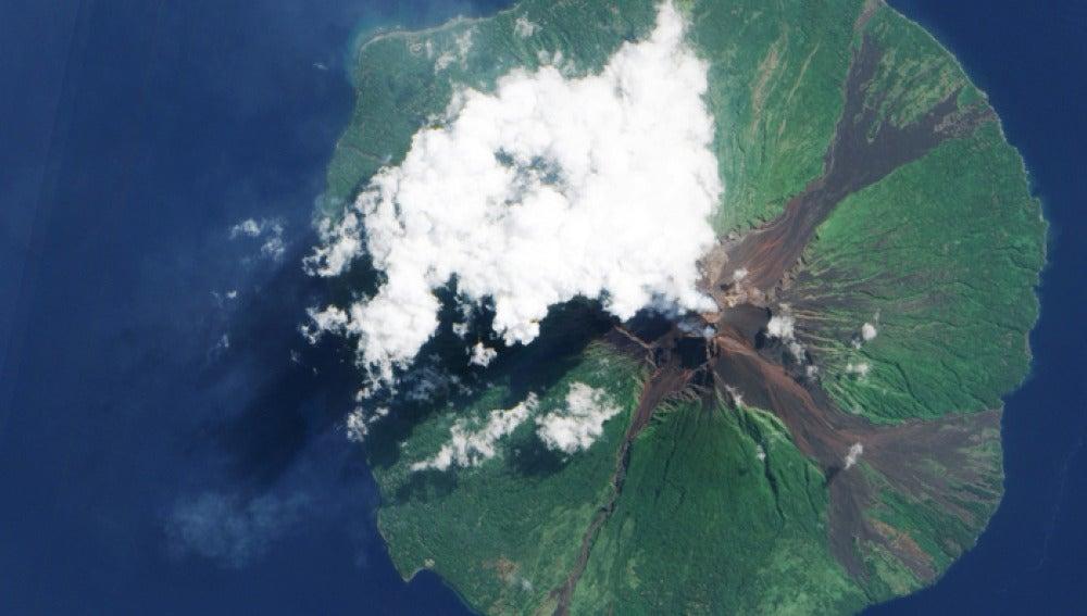 Volcán Manam