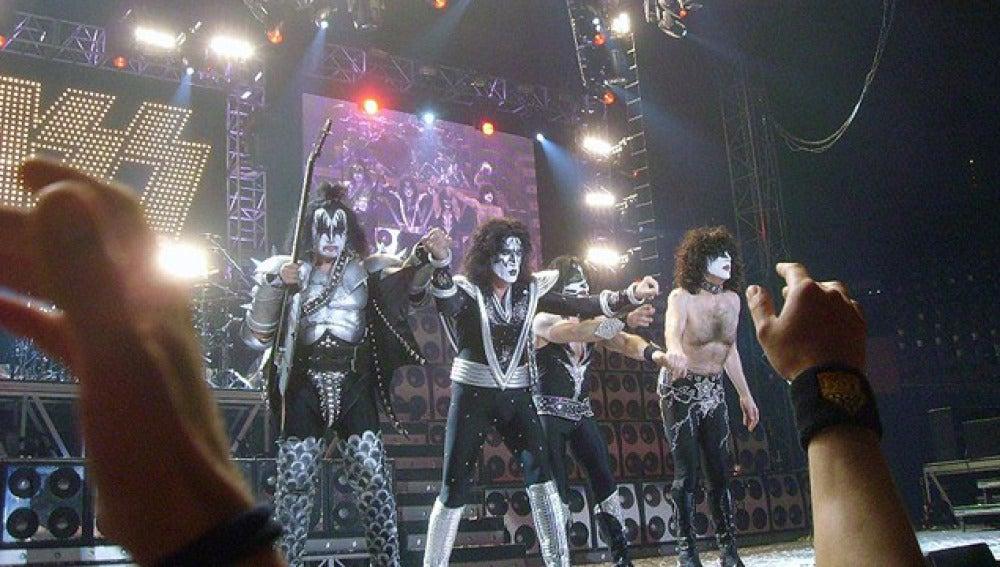 Concierto de Kiss