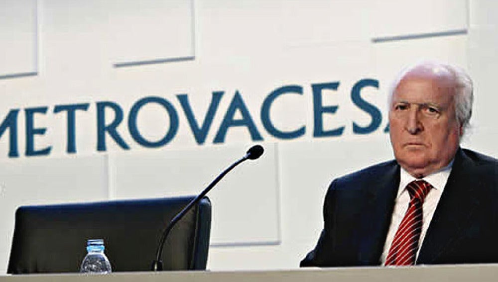 Román Sanahuja a través de Sacresa fue máximo accionista de Metrovacesa