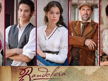Nuevas tramas y personajes de Bandolera