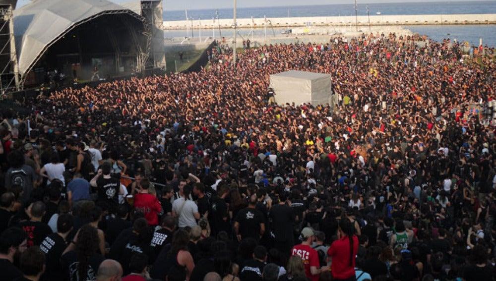Sonisphere cambia Barcelona por Madrid