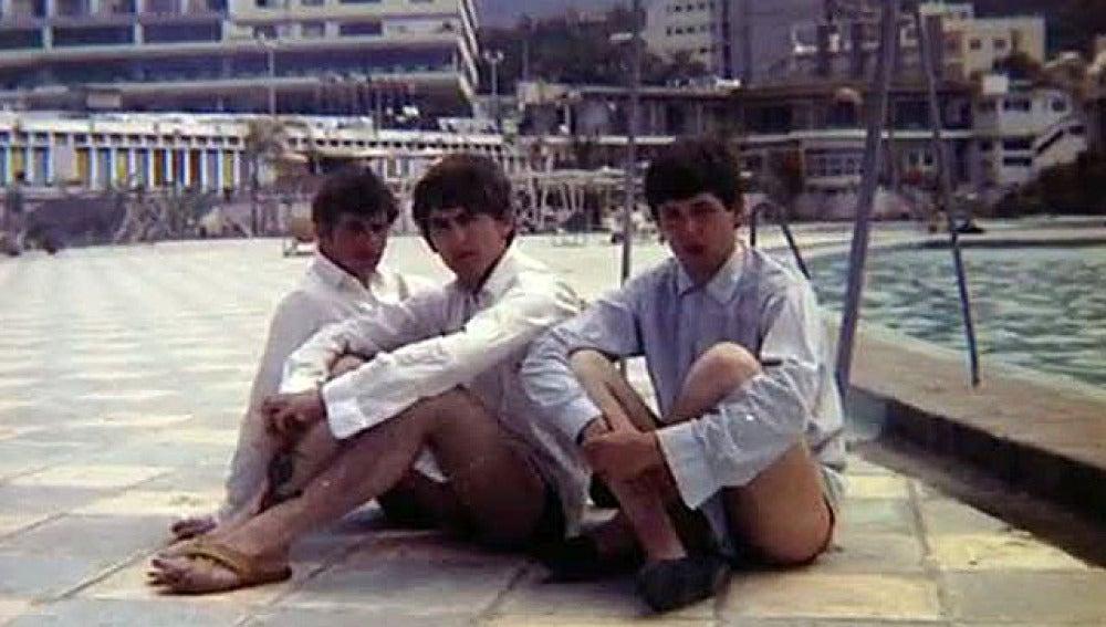 Los Beatles, en Canarias en 1963