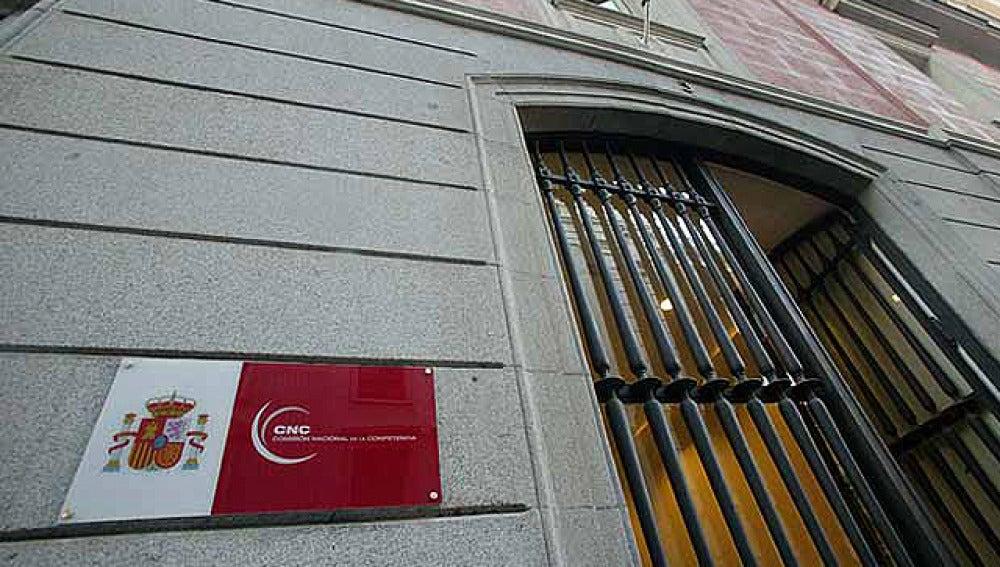 Sede de la CNC en Madrid