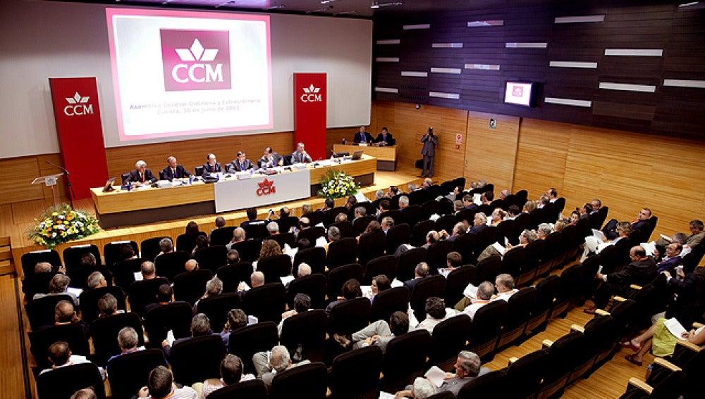 Asamblea de Caja Castilla la Mancha