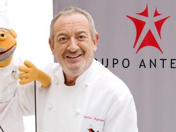 Karlos Arguiñano ficha por Antena 3