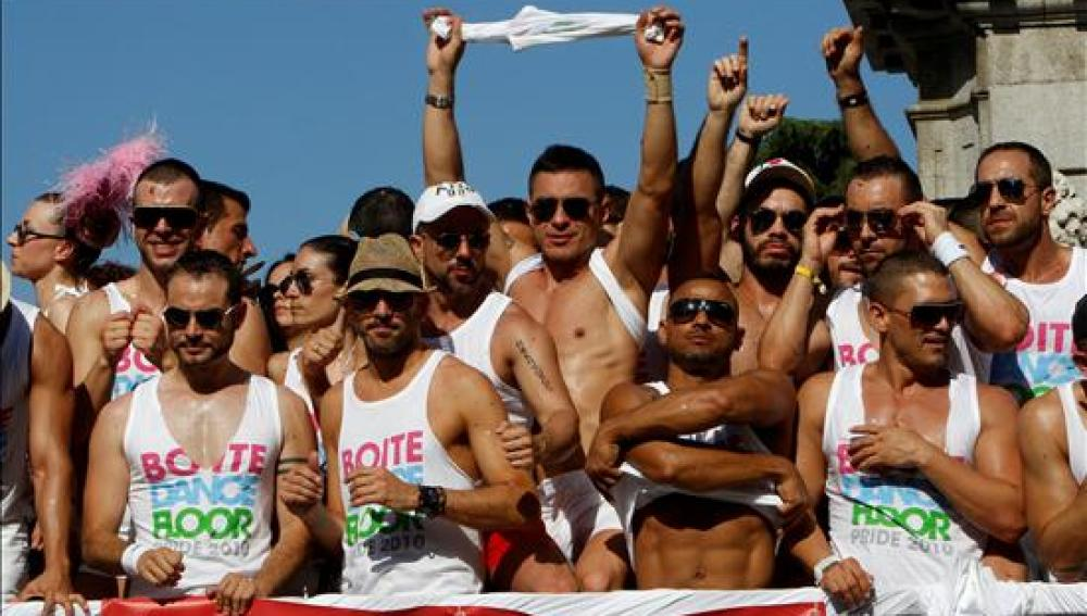 Marcha del Orgullo Gay 6
