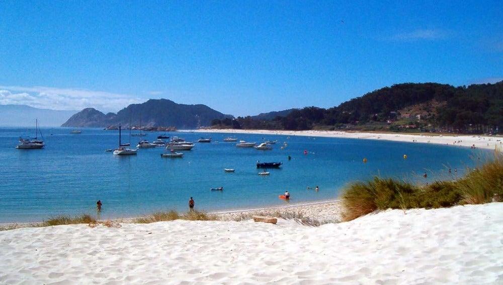 Islas Cíes, un paraíso en Galicia