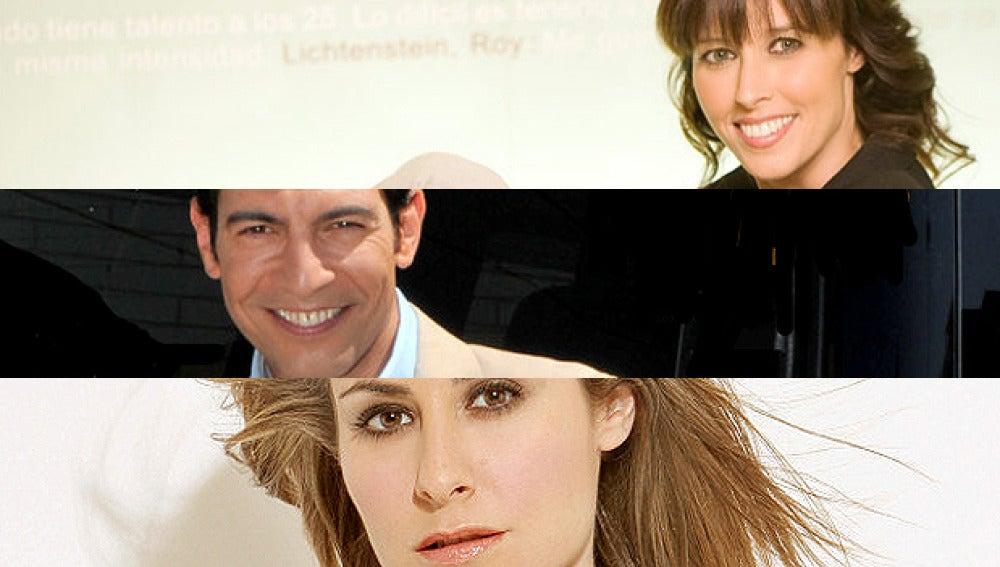 Las caras del verano en Antena 3