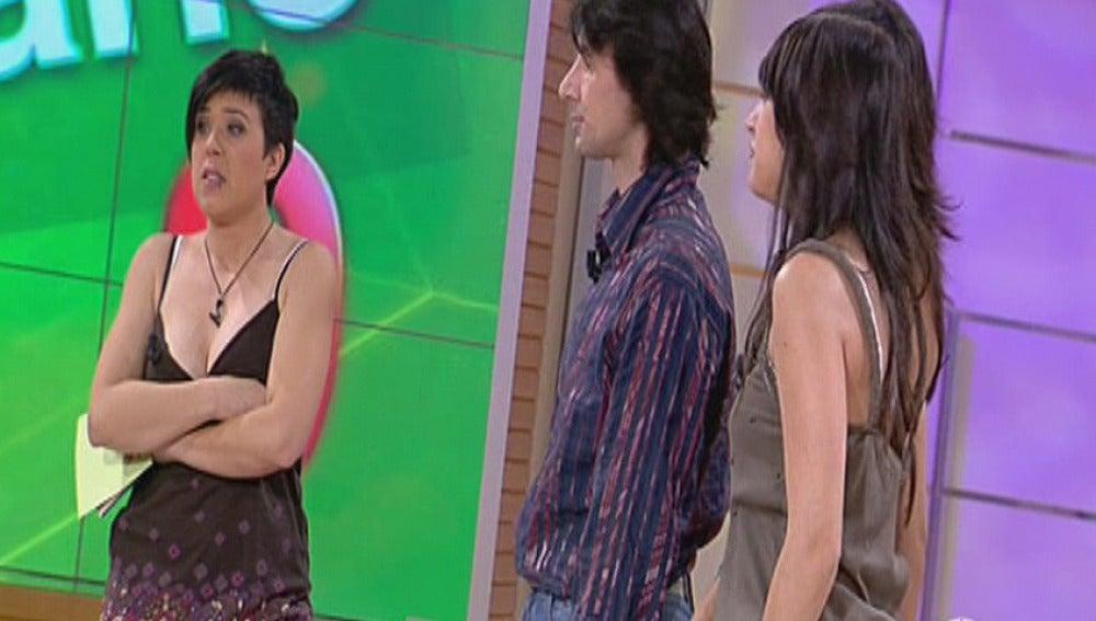 Maria Luisa se reencuentra con sus hermanos