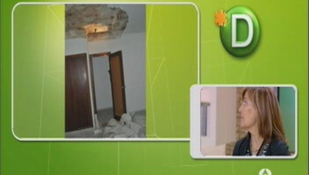 """""""Mi casa esta en ruinas por culpa de mi suegra"""""""
