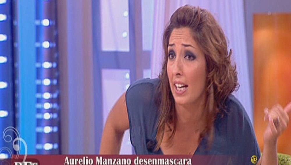 Aurelio afirma que Rocío se contradice en sus versiones