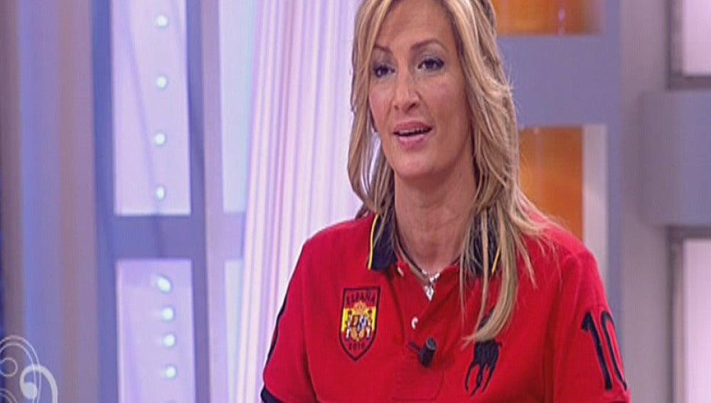 Maria José Galera recuerda a su hija