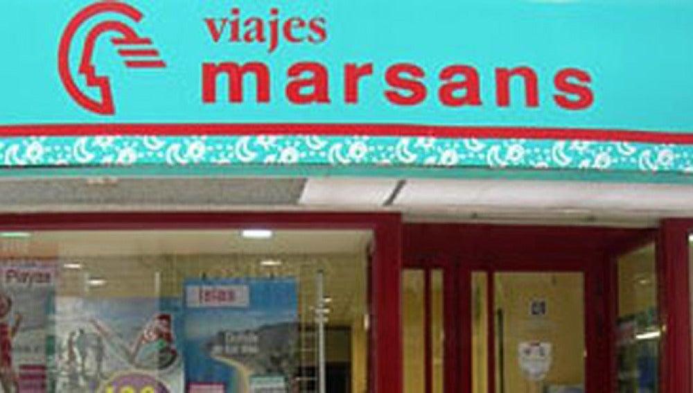 Agencia de viajes Marsans