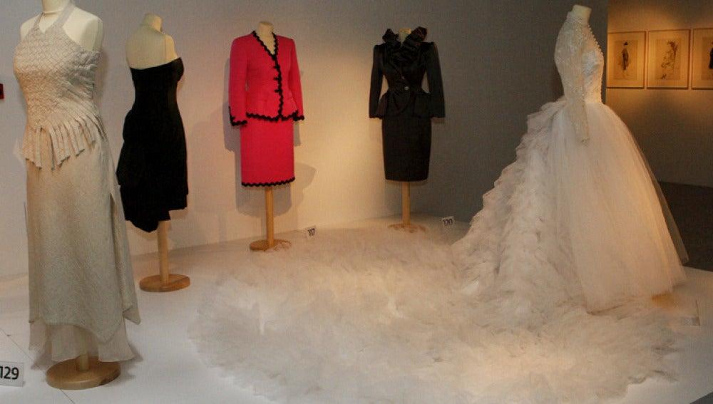 Exposición de alta costura española