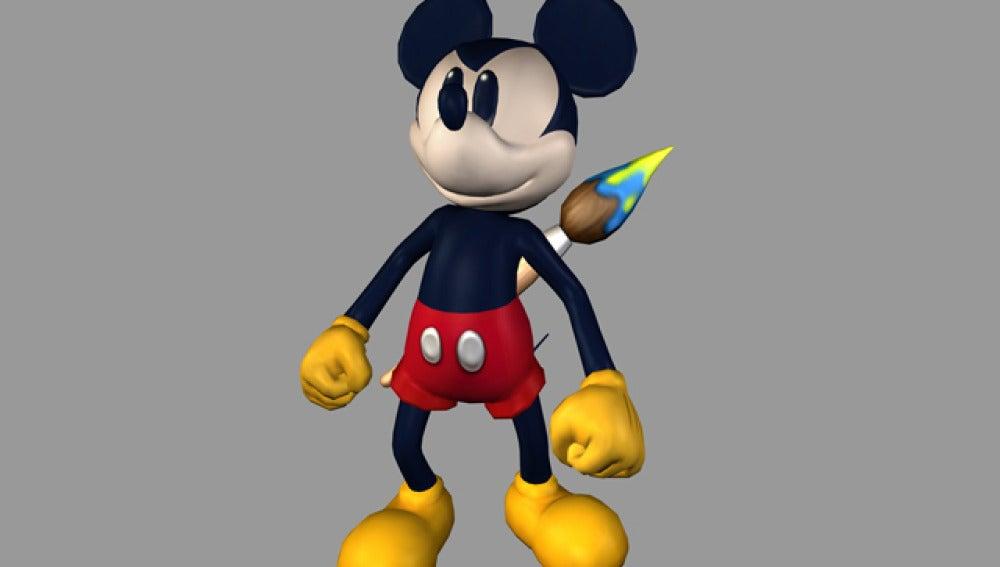 El nuevo Mickey