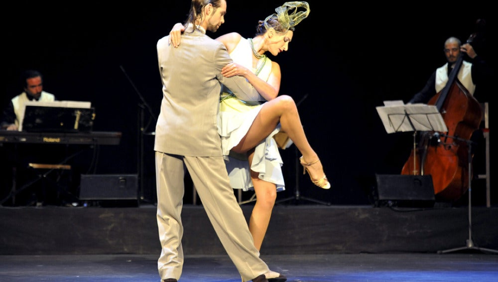 Tango en Madrid