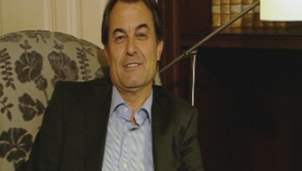 Artur Mas en El Club del Chiste