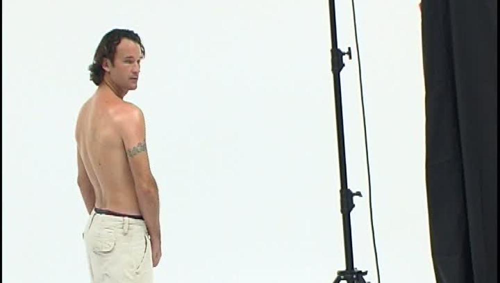 Carlos Moyá desnudo