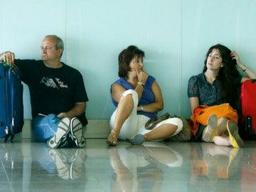 Retrasos en el aeropuerto de El Prat