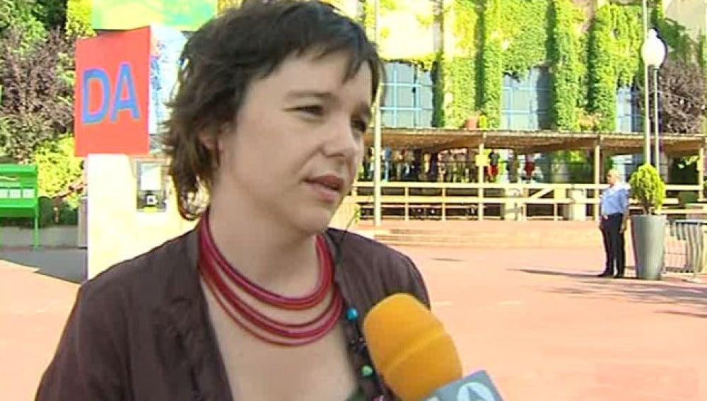 Sara Jaurrieta en declaraciones a Espejo Público