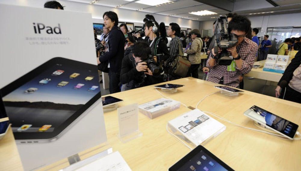 a939bf4a865 Apple gana un 70% más en nueve meses gracias a las ventas de iPhone ...