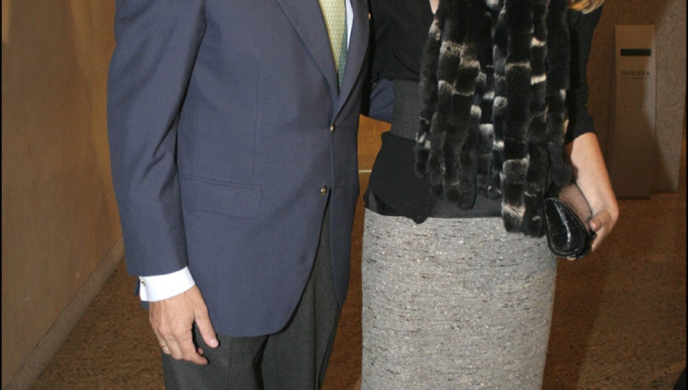 La ruptura de Espartaco y Patricia Rato