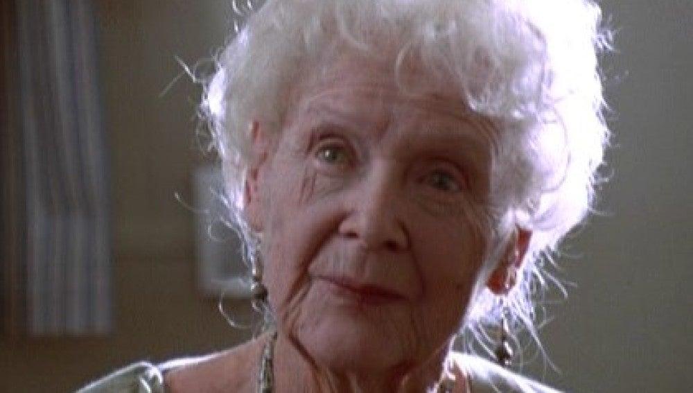 Gloria Stuart en Titanic