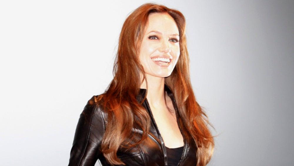Angelina Jolie en el Comin-con