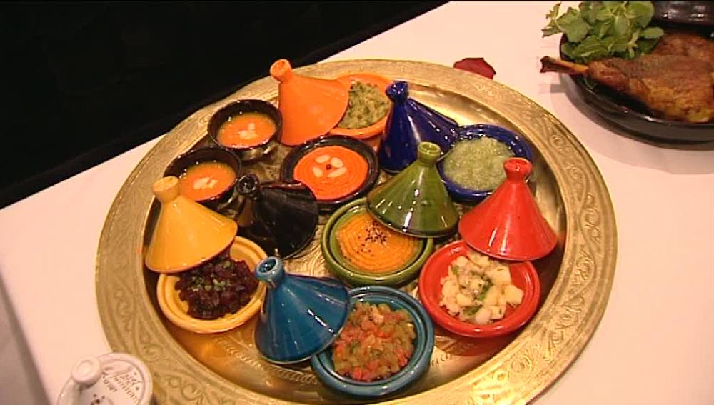 La sensual cocina marroquí