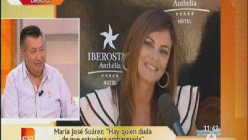 Mª José Suárez