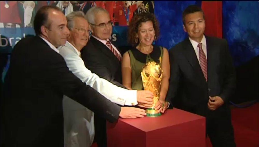 La Copa del Mundo de fútbol llega a Canarias