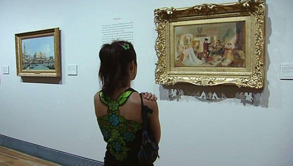 Exposición de Turner