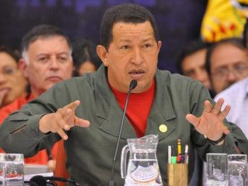 Más amenazas de Chávez a Colombia