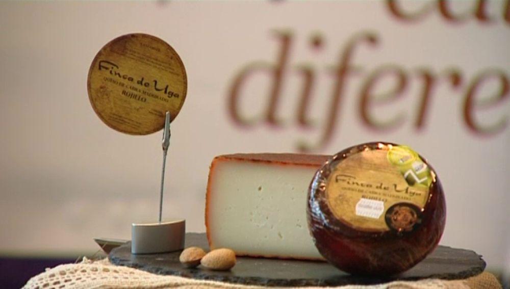 Rojillo, de Lanzarote, es el mejor queso de Canarias