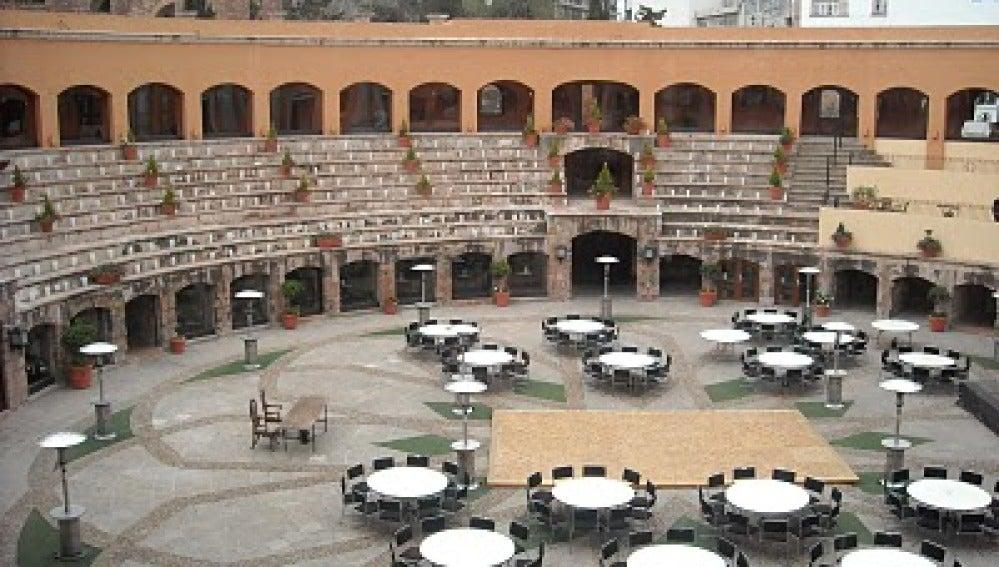 Hotel en plaza de toros