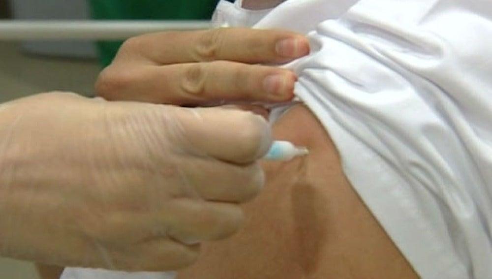 Destruir las vacunas de la gripe A