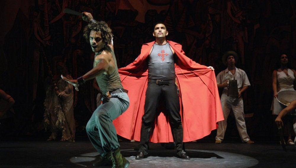 Vladimir Cruz protagoniza 'Fuenteovejuna'