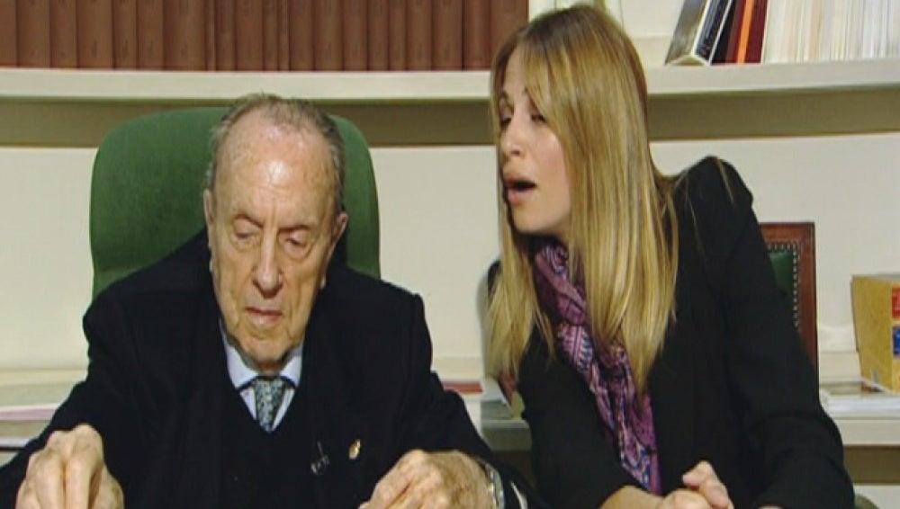 Manuel Fraga en El Chiste VIP