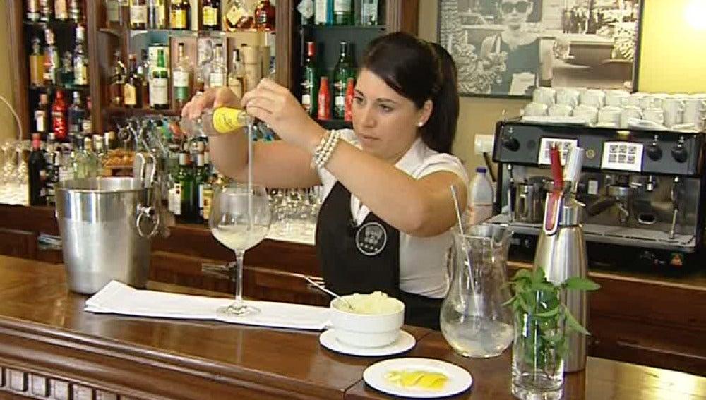 Una forma de tomar un gin tonic