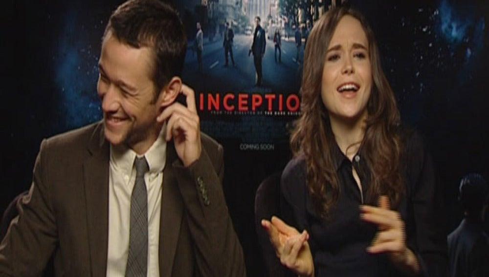 Ellen Page y Joseph Gordon-Levitt