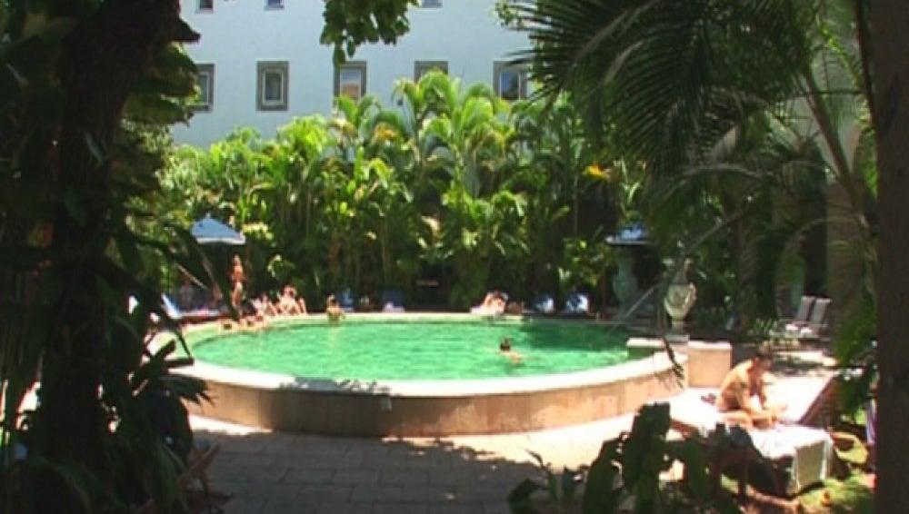 Un convento convertido en hotel de lujo