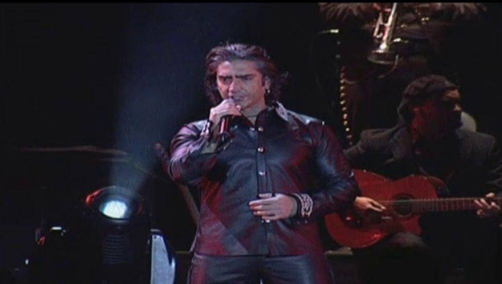 Concierto de Alejandro Fernández en Gran Canaria