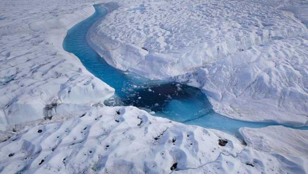 Glaciar de Peterman