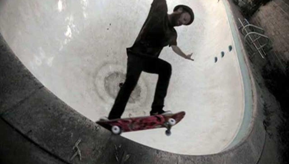 La historia del skate