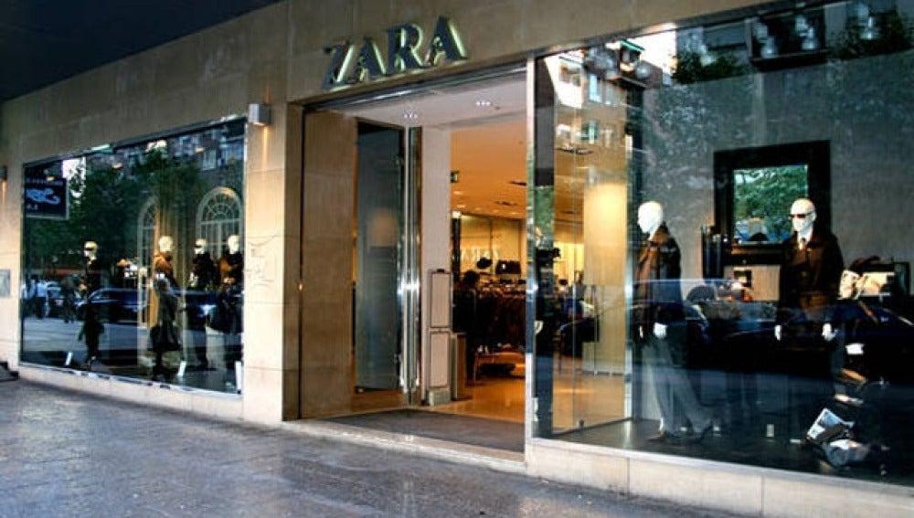 Zara venderá en Internet