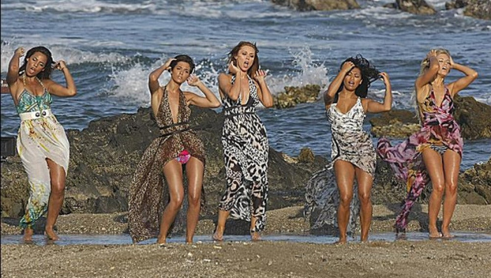 El nuevo videoclip de The Saturdays